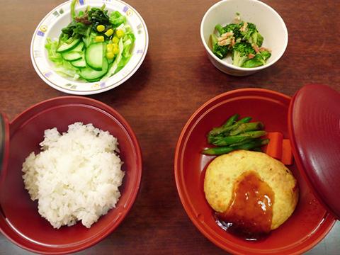 【画像】食事例