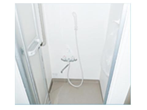 【画像】シャワー室