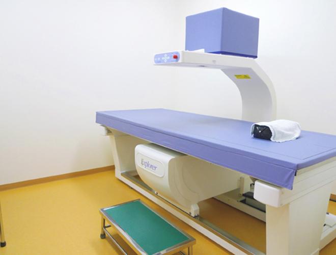 【画像】骨密度測定装置