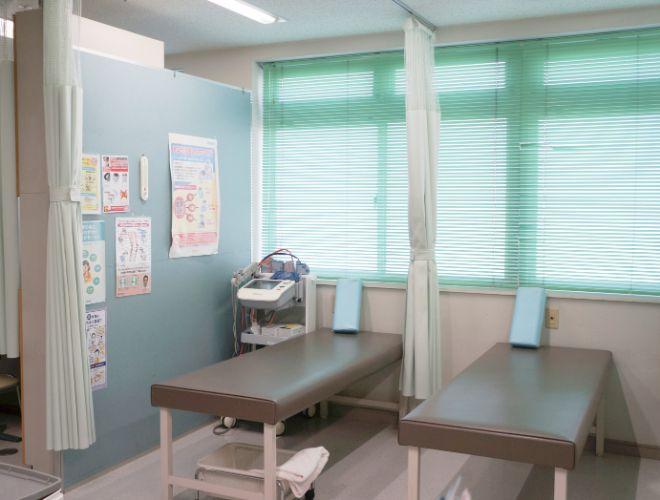 【画像】リハビリテーション室